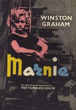 Marnie - First Edition UK cover