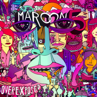 Overexposed (album) - Image: Maroon 5 Overexposed