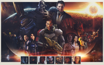List of Mass Effect characters - Wikipedia