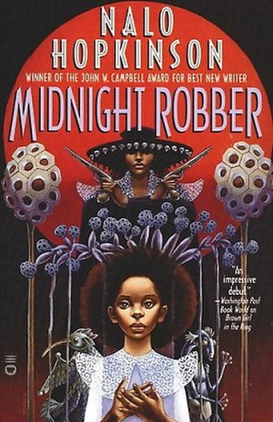 Midnight Robber - Front cover