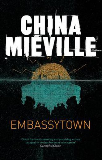 Embassytown - UK first edition cover