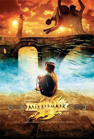 MirrorMask - One-sheet promotional poster.