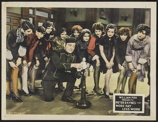 <i>More Pay, Less Work</i> 1926 film by Albert Ray