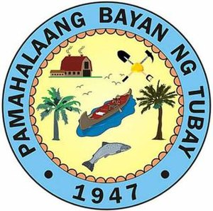 Tubay, Agusan del Norte - Image: Municipality of Tubay copy