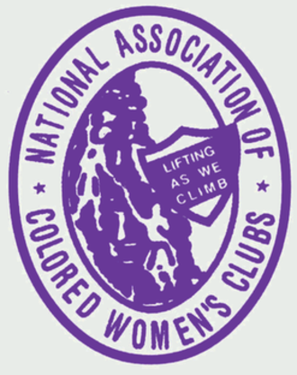 National Association of Colored Women's Clubs - National Association of Colored Women's Clubs Emblem
