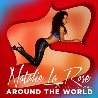 Around the World (Natalie La Rose song) - Image: Natalie La Rose Around The World