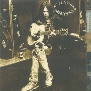 Greatest Hits (Neil Young album) - Image: Neil Young Greatest Hits