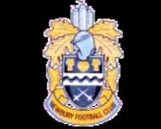 Newbury F.C. - Image: Newbury F.C. logo