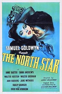 <i>The North Star</i> (1943 film) 1943 film by Lewis Milestone