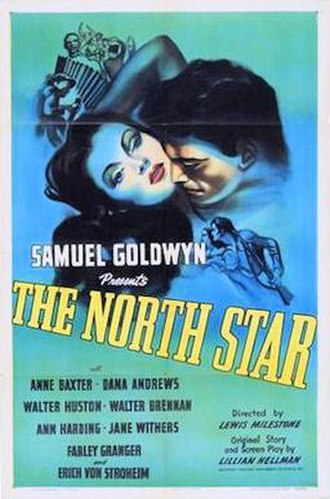The North Star (1943 film) - Theatrical poster