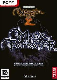 Neverwinter Nights 2: Mask of the Betrayer - Wikipedia