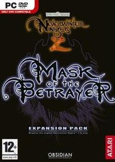 <i>Neverwinter Nights 2: Mask of the Betrayer</i>