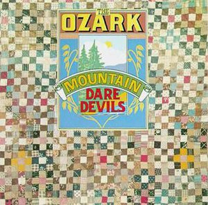 The Ozark Mountain Daredevils (album) - Image: OM Ds 1973