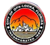 Official seal of City of Opa-locka, Florida