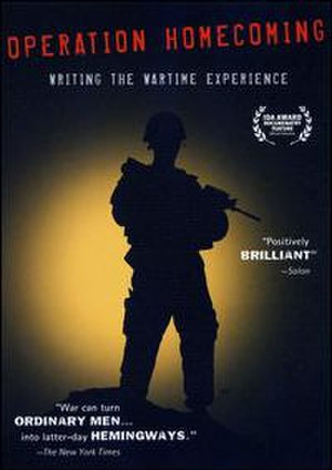 Operation Homecoming: Writing the Wartime Experience - Film cover