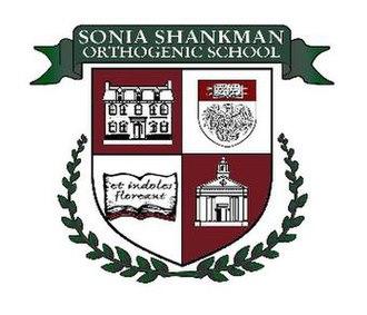 Sonia Shankman Orthogenic School - Image: Orthogenicschoollogo