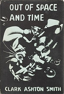 <i>Out of Space and Time</i> Book by Clark Ashton Smith
