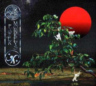 <i>Paper Monkeys</i> 2011 studio album by Ozric Tentacles