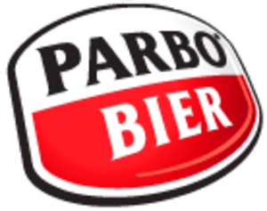 Surinaamse Brouwerij - Image: Parbo Bier Logo