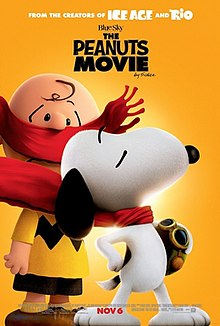 ae94e04013374f The Peanuts Movie - Wikipedia
