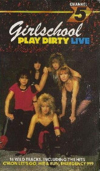Play Dirty Live - Image: Playdirtylive