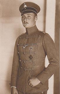 Prince Friedrich Sigismund of Prussia (1891–1927) Prussian prince