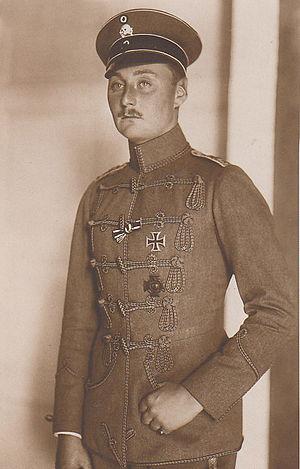 Prince Friedrich Sigismund of Prussia (1891–1927) - Image: Princefriedrichsisig mundprussia