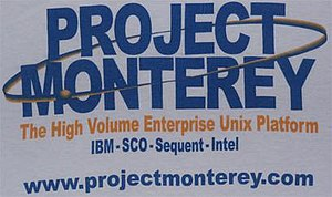 Project Monterey - Logo for Project Monterey.