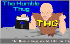 The Humble Guys - Image: READTHG The Humble Thug cracktro
