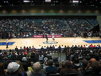 Reno Events Center - The Events Center during a game