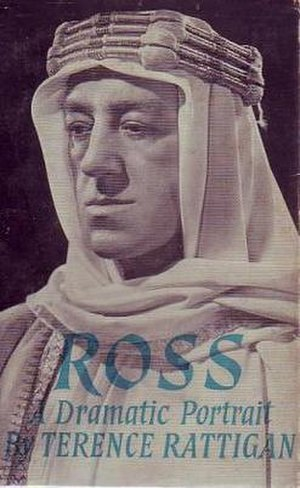 Ross (play) - 1st edition (publ. Hamish Hamilton)