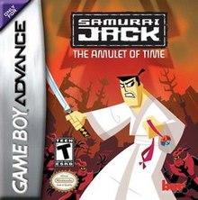 Samurai Jack The Amulet Of Time Wikipedia