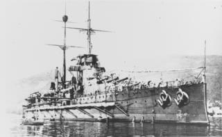 SMS <i>Tegetthoff</i> (1912) ship