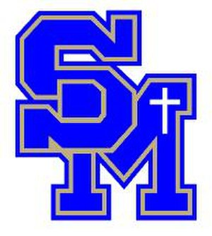 Santa Margarita Catholic High School - Image: SM 20 years logo