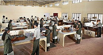 Sree Narayana Gurukulam College of Engineering - Electrical Measurements Lab