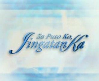 Sa Puso Ko Iingatan Ka - Sa Puso Ko Iingatan Ka official title card