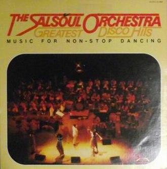 Greatest Disco Hits/Music For Non-Stop Dancing - Image: Sal Soul Orchestra Greatest Disco Hit