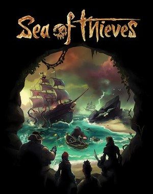 Sea of Thieves - Image: Sea of thieves cover art