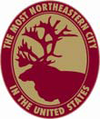 Official seal of Caribou, Maine
