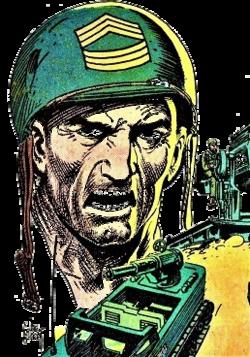 Sgt. Rock (circa 1983).png