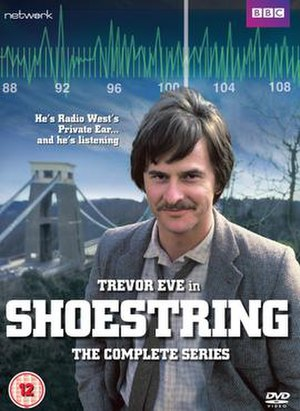 Shoestring (TV series) - DVD cover