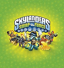 skylanders swap force poster download