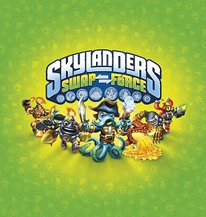 Skylanders: Swap Force - Image: Skylanders Swap Force