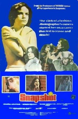 Snapshot (film) - Film poster