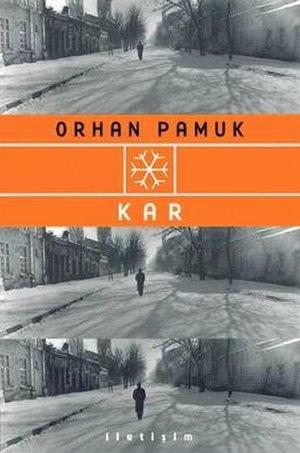 Snow (Pamuk novel) - First edition (Turkish)