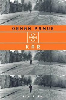 Image result for orhan pamuk kar