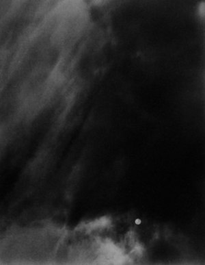 Equivalents - Equivalent (1925), one of many photographs of the sky taken by Stieglitz.