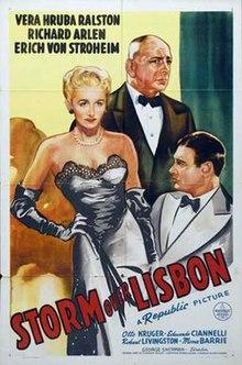 Буря над лиссабонской 1944 poster.jpg