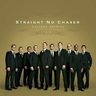 Picture of a band or musician: Straight No Chaser