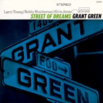 Street of Dreams (Grant Green album) - Image: Street of Dreams (Grant Green album)